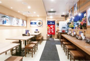 福岡パルコ店店内写真
